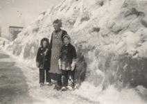 HGOM00001305 in de sneeuw