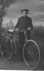 HGOM00000390 Piet Westerneng omstreeks 1915