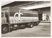 NNC-BM-0015 Distributiecentrum Centrum Middenbeemster: laden en lossen van een vrachtwagen