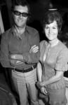 RJ000000227 Het echtpaar Hoekstra, ook wel het goochelaars duo De Stefani's.(NNC 01-09-1972)