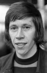 RJ000000326 De Volendamse Ajax voetballer Gerrie Mühren. (NNC 29-12-1973)