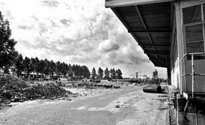 RJ000000941 Bouwrijp maken voor de wijk Weidevenne na sloop en opruimen van de bedrijfspanden aan de Kanaaldijk.
