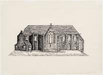 WAT001020890 R.K. kerk vanaf de Kerkstraat.