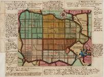 WAT001019977 Kaartboek met thematische kaarten betreffende de Beemster en kaarten van andere polders, 15 stuks ; kaart ...