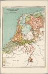 WAT001019833 Blad I van een losbladige topografisch - thematische atlas van Nederland