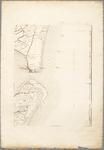 WAT001019840 Topografische kaart van Noord-Holland in 12 bladen; blad 4, kop van Noord-Holland en Texel.