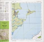 WAT001019875 Topografische kaart van een gedeelte van Noord-Holland met Monnickendam, Marken, Katwoude, Zuiderwoude.