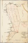 WAT001019915 Militaire kaart van de polder de Hoornsche Hop en omgeving betreffende de afwatering en aanpassing voor de ...