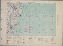 WAT001020103 Topografisch-militaire kaart van de U.S. Army, blad Monnickendam met Volendam, Marken, Edam en een ...