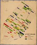 WAT001020156 Bodemkaart van de polder de Purmer met de PH waarde van het grasland.