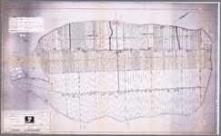 WAT001020307 Kaart van het waterschap de Purmer betreffende de verpachting van percelen in de Purmer Zuid en Noord.