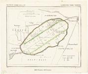 WAT001020229 Kaart van de gemeente Wijde Wormer en omgeving.