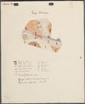 WAT001020238 Bodemkaart van de Enge Wormer betreffende de grondsoorten in de polder.