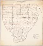 WAT001020153 Kaart van de Purmer betreffende de afwatering en de hoogte van het waterpeil. Blad 2 van 2: zuidelijk gedeelte
