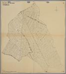 WAT001020251 Kaart van de polder de Zeevang met percelen en bebouwing.