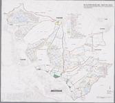 WAT001020329 Kaart van Waterland met aangegeven de bestemming van het landschap.
