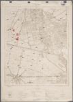 WAT001020269 Topografische kaart van een gedeelte van Noord-Holland met Amsterdam-noord, Zaandam, de Koog, Zaandijk, ...