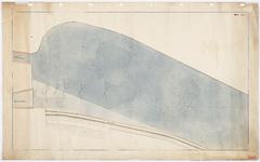 33_TT00012 Peilingkaart van de sluis te Nauerna.