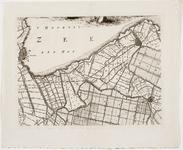 33_KA00317 Topografische kaart van het beheersgebied van de Uitwaterende Sluizen in 16 bladen. Blad 7: Hoorn, Purmerend, Edam