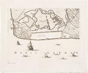 33_KA00322 Topografische kaart van het beheersgebied van de Uitwaterende Sluizen in 16 bladen. Blad 13: Den Helder, Koegras