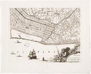 33_KA00323 Topografische kaart van het beheersgebied van de Uitwaterende Sluizen in 16 bladen. Blad 14: Zijpepolder, Schoorl