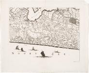 33_KA00325 Topografische kaart van het beheersgebied van de Uitwaterende Sluizen in 16 bladen. Blad 16: Beverwijk, Haarlem