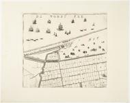 33_KA00449 Topografische kaart van de Zijpe- en Hazepolder in 6 + 2 bladen. Blad 4: zuidwestelijk gedeelte, Petten. ...
