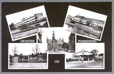 WAT001012401 Stadsziekenhuis               Rusthoeve,           Stadhuis Plantsoen met ...