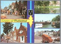 WAT001012413 Weeshuissteeg, Emmakade met st.Liduinaziekenhuis, Noordhollandsch Kanaal, Venedien, Oude Vismarkt, ...