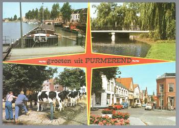 WAT001012414 Noordhollandsch kanaal              Postbrug Koemarkt                    Gouw