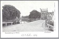 WAT001012452 Beemsterbrug met rechts een brugwachterswoning