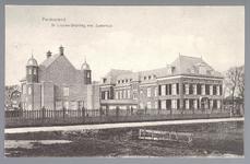 WAT001012517 St. Liduina Stichting. Gebouwd in 1912 door de Purmerendse aannemer N.J.H.Groenewegen onder architectuur ...