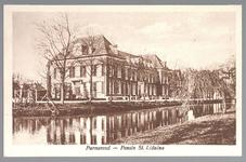WAT001012519 St. Liduina Stichting. Gebouwd in 1912 door de Purmerendse aannemer N.J.H.Groenewegen onder architectuur ...