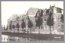 WAT001012520 St. Liduina Stichting. Gebouwd in 1912 door de Purmerendse aannemer N.J.H.Groenewegen onder architectuur ...
