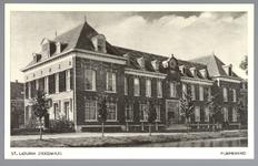 WAT001012523 St. Liduina Stichting. Gebouwd in 1912 door de Purmerendse aannemer N.J.H.Groenewegen onder architectuur ...