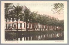 WAT001012535 St. Liduina Stichting. Gebouwd in 1912 door de Purmerendse aannemer N.J.H.Groenewegen onder architectuur ...