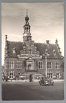 WAT001012725 Stadhuis van Purmerend, gebouwd in neo-renaissancistisch in de jaren 1911-1912 naar ontwerp van architect ...