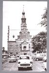 WAT001012745 Stadhuis van Purmerend, gebouwd in neo-renaissancistisch in de jaren 1911-1912 naar ontwerp van architect ...