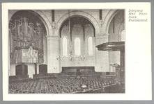 WAT001012747 Koepelkerk uit 1853, gebouwd in opdracht van de Hervormde gemeente. Het ontwerp was van stadsarchitect ...