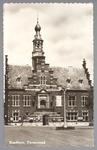 WAT001012749 Stadhuis van Purmerend, gebouwd in neo-renaissancistisch in de jaren 1911-1912 naar ontwerp van architect ...