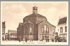 WAT001012753 Koepelkerk uit 1853, gebouwd in opdracht van de Hervormde gemeente. Het ontwerp was van stadsarchitect ...