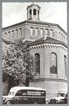 WAT001012761 Koepelkerk uit 1853, gebouwd in opdracht van de Hervormde gemeente. Het ontwerp was van stadsarchitect ...