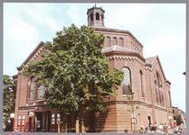WAT001012763 Koepelkerk uit 1853, gebouwd in opdracht van de Hervormde gemeente. Het ontwerp was van stadsarchitect ...