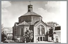 WAT001012765 Koepelkerk uit 1853, gebouwd in opdracht van de Hervormde gemeente. Het ontwerp was van stadsarchitect ...