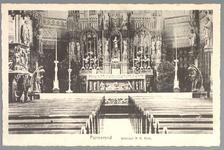 WAT001012779 De vierde Rooms-katholieke Kerk aan de Kerkstraat.De architect was Molkenboer en de aannemer was W. ...