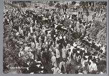 WAT001012811 Koemarkt. Op de kop van de koemarkt verhandelde men al sinds 1612 koeien, ossen, paarden, varkens en ...