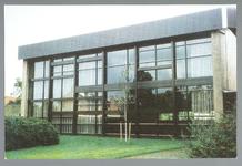 WAT001012838 Taborkerk, gebouwd in 1970 in opdracht van destijds drie kerkgenootschappen: de Hervormde Gemeente, de ...