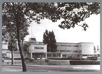 WAT001012985 Het Stadsziekenhuis ontworpen door de Purmerendse architecten Jan Plas en Corn.Koning en gebouwd door ...