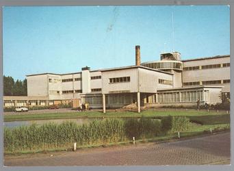 WAT001012991 Het Stadsziekenhuis ontworpen door de Purmerendse architecten Jan Plas en Corn.Koning en gebouwd door ...