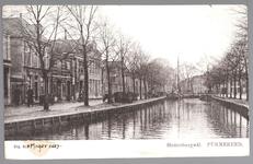 WAT001013013 Slotterburgwal met op de achtergrond de Kleine Beemsterbrug in de volksmond de brug van IJs Knijn, genoemd ...
